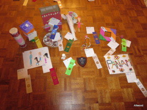All of Elspeth's work.