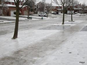 A great skating rink.