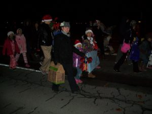 I had the honour of walking in the parade as well, as a parent helper.  Thank you Sparkly Owl!