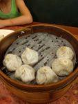 Soup dumplings (xiaolongbao)